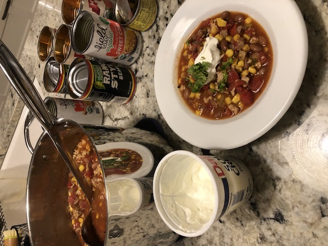 Syd's Taco Soup